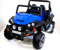 Электромобиль RiverToys BUGGY T009TT-4*4-BLUE