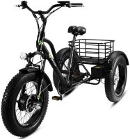 Электровелосипед трицикл ECO-BIKE GRIZZLY M5 20 700W 48V12AH