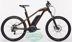 Электровелосипед Grace MX Trail 2