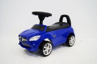 Электромобиль RiverToys Толокар MERCEDES JY-Z01C-BLUE