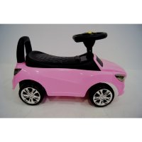 Электромобиль RiverToys Толокар BMW JY-Z01B-PINK