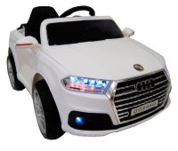 Электромобиль RiverToys AUDI O009OO-VIP-WHITE