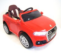Электромобиль RiverToys AUDI O009OO-VIP-RED