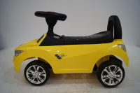 Электромобиль Rivertoys Толокар AUDI JY-Z01A-YELLOW