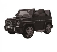 Электромобиль RiverToys Mercedes-Benz G65-BLACK-LS528