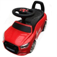 Электромобиль Rivertoys Толокар AUDI JY-Z01A-RED