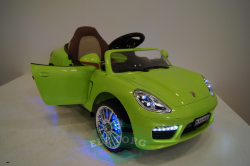 Электромобиль RiverToys Porsche Panamera A444AA-GREEN