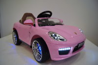 Электромобиль RiverToys Porsche Panamera A444AA-PINK