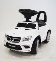 Электромобиль RiverToys Толокар Mercedes-Benz GL63 A888AA-WHITE