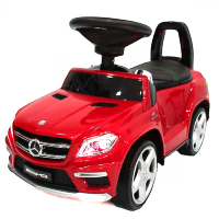 Электромобиль RiverToys Толокар Mercedes-Benz GL63 A888AA-RED