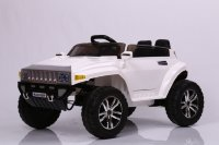 Электромобиль RiverToys Hummer A888MP-WHITE