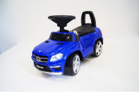 Электромобиль RiverToys Толокар Mercedes-Benz GL63 A888AA-BLUE