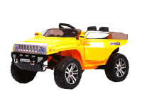 Электромобиль RiverToys Hummer A888MP-YELLOW