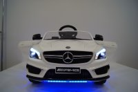 Электромобиль RiverToys Mercedes-Benz A777AA-WHITE