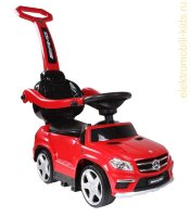 Электромобиль RiverToys Толокар Mercedes-Benz GL63 A888AA-M-RED