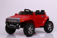 Электромобиль RiverToys Hummer A888MP-RED