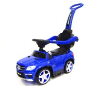 Электромобиль RiverToys Толокар Mercedes-Benz GL63 A888AA-M-BLUE