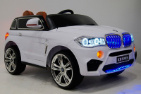 Электромобиль RiverToys BMW E002KX-WHITE