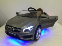 Электромобиль RiverToys Mercedes-Benz A777AA-SILVER