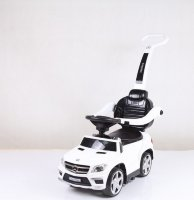 Электромобиль RiverToys Толокар Mercedes-Benz GL63 A888AA-H WHITE