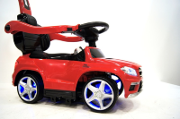 Электромобиль RiverToys Толокар Mercedes-Benz GL63 A888AA-H RED