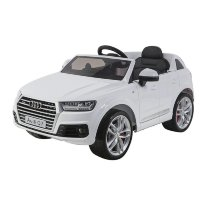 Электромобиль RiverToys AUDI Q7-QUATTRO-WHITE