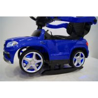 Электромобиль RiverToys Толокар Mercedes-Benz GL63 A888AA-H BLUE