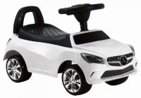 Электромобиль RiverToys Толокар MERCEDES JY-Z01C-WHITE