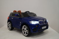 Электромобиль RiverToys BMW E002KX-BLUE