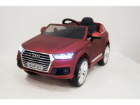 Электромобиль RiverToys AUDI Q7-QUATTRO-RED-MATT