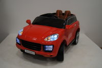 Электромобиль RiverToys Porsche E008KX-RED