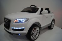 Электромобиль RiverToys AUDI Q7-WHITE