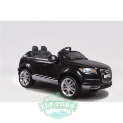 Электромобиль RiverToys AUDI Q7-BLACK