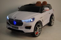 Электромобиль RiverToys Maserati E007KX-WHITE