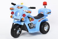 Электромобиль RiverToys MOTO 998-BLUE