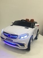 Электромобиль RiverToys Mercedes E009KX-WHITE