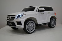 Электромобиль RiverToys Mercedes-Benz GL63-WHITE
