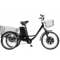 Электровелосипед E-Tricycle (GM Porter) 750Вт 2017
