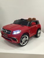 Электромобиль RiverToys Mercedes E009KX-RED