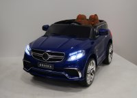 Электромобиль RiverToys Mercedes E009KX-BLUE