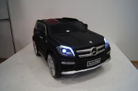 Электромобиль RiverToys Mercedes-Benz GL63-BLACK-MATT