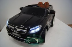 Электромобиль RiverToys Mercedes E009KX-BLACK