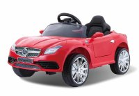 Электромобиль RiverToys Mercedes O333OO-RED-LEATHER