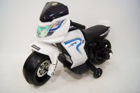 Электромобиль RiverToys MOTO O888OO-WHITE
