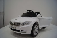 Электромобиль RiverToys BMW T004TT-white
