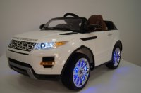 Электромобиль RiverToys Range Rover A111AA-VIP-WHITE