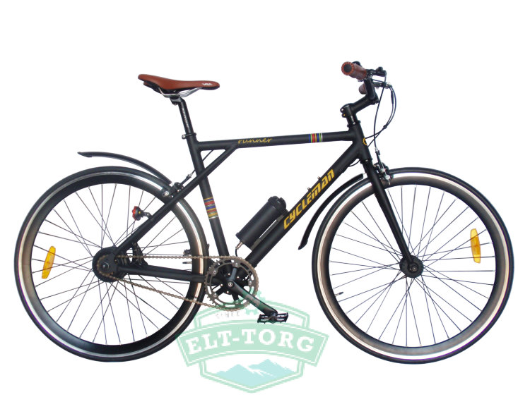 Электровелосипед Cycleman Runner 200w