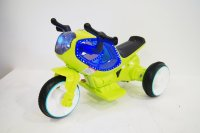 Электромобиль RiverToys MOTO HC-1388-GREEN