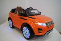 Электромобиль RiverToys Range Rover A111AA-VIP-ORANGE