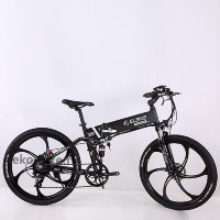 Электровелосипед Elbike Hummer Elite Black 500W Черный